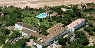 Spain - Atlantic Coast - Huelva - Parador de Mazagon - one of the Spanish Paradors Paradores