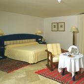 bedroom at Parador of Melilla