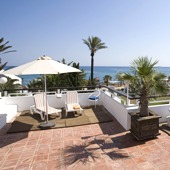 view from Parador Mojacar - Andalusia