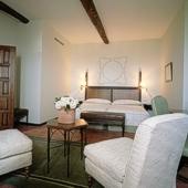 Parador Monforte de Lemos bedroom