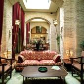 Parador Hotel de Olite interior