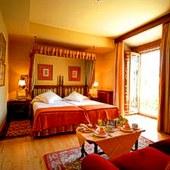 Bedroom of Parador de Pontevedra