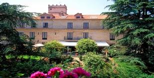 Spain - Galicia - Parador de Pontevedra - one of the Spanish Paradors Paradores