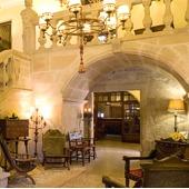 Parador Pontevedra interior