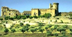 Spain - Toledo - Parador de Oropesa