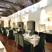 Parador de Oropesa restaurant