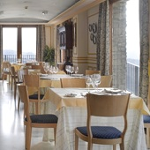 Restaurant at Parador de Ronda