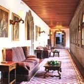 Interior - Hotel Parador de Santiago da Compostela