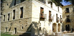 Spain - Cantabria - Parador de Santillana Gil Blas - one of the Spanish Paradors Paradores