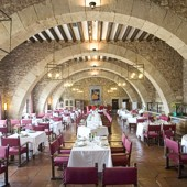 Parador of Siguenza - restaurant