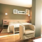 Bedroom in Parador de La Seu D'Urgell - Spain