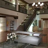 Toledo Parador - interior