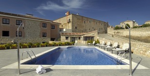 Spain - Caceres - Parador de Trujillo - one of the Spanish Paradors Paradores