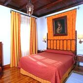 bedroom in Verin Parador - Galicia