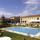 Zamora Parador Hotel - swimming pool